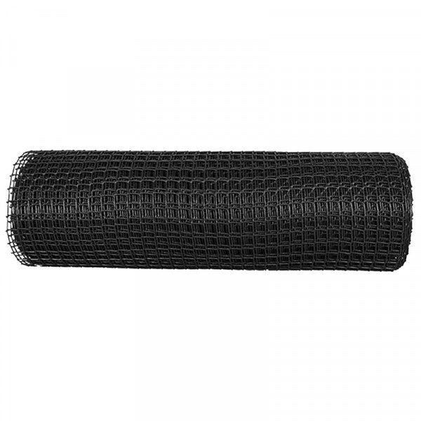 Garden Net 1 Roll 25m Black