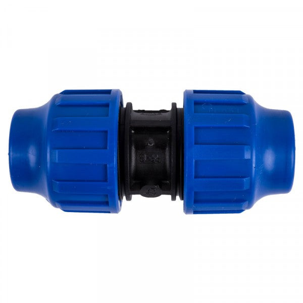 Plast Coupling Compression 63Mm