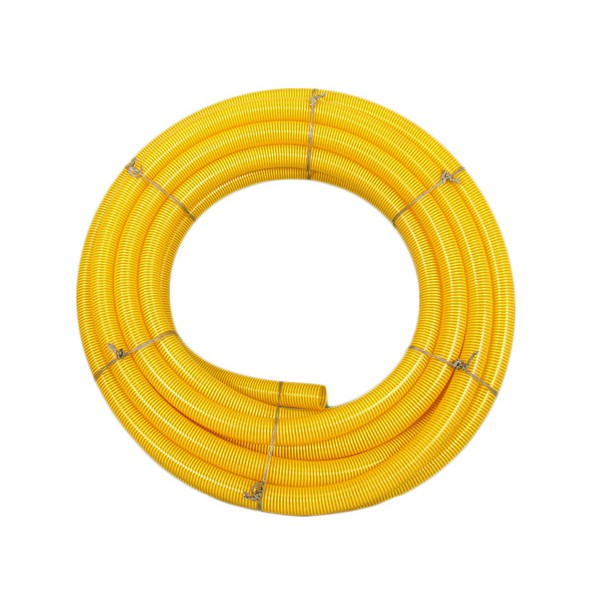 Suction Hose Yel 75mm - 30m Roll