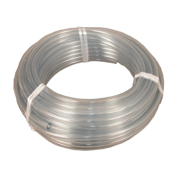 Thick Wall Hose Clear 12mm x30m Roll