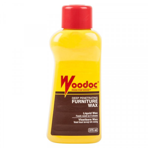 Woodoc Deep Penetrating Wax Sealer 375Ml