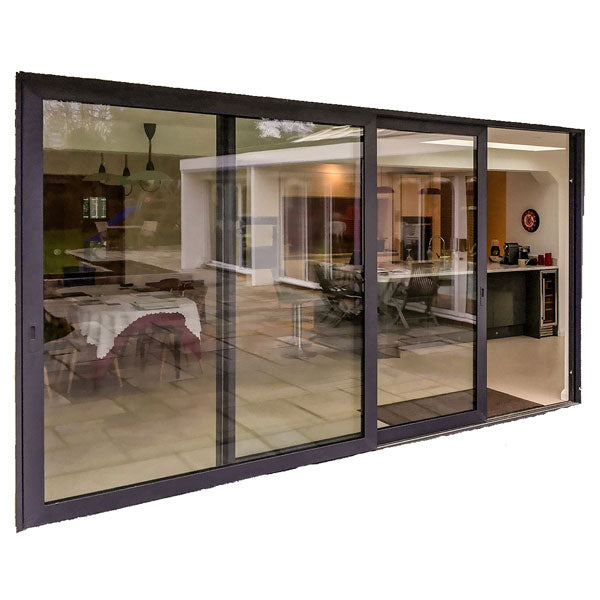 Aluminium Palace Single Sliding Door