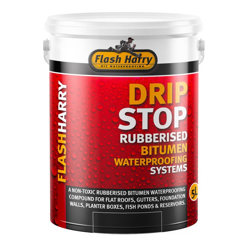Flash Harry Waterproofing Drip Stop Fibre 1L