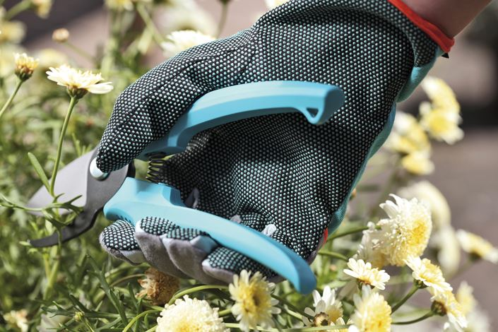 GARDENA Gloves Planting and Soil Size