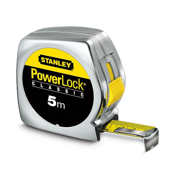 Stanley Powerlock Tape Measure 5Mx19Mm