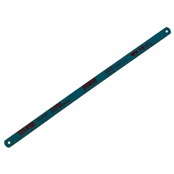 Eclipse Hacksaw Blade Low Alloy 24tpi pkt 10