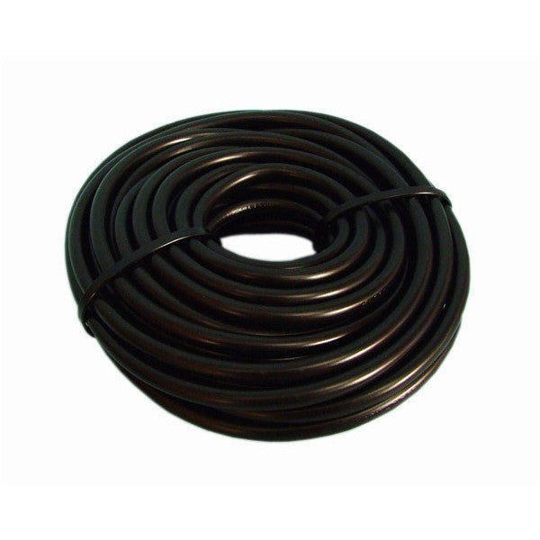Cable Cabtyre 3 Core Blk 1.0mm 100m Blk Pm