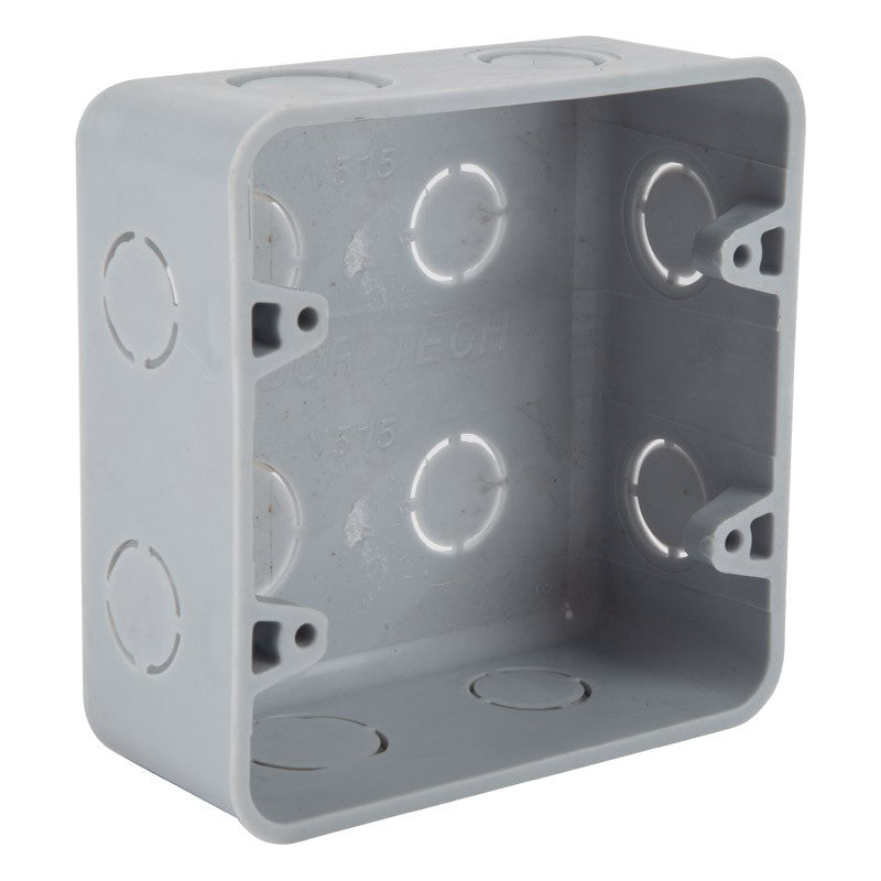 Wall Box Pvc 100X100Mm