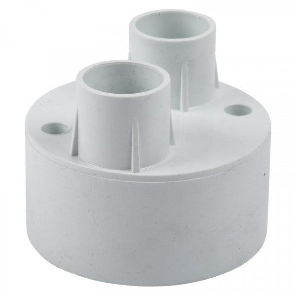 Conduit Box 2 Way Top Entry 20Mm