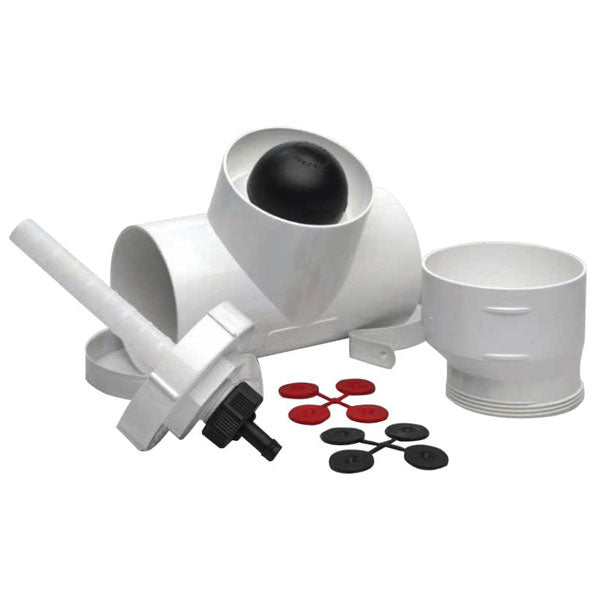 JoJo first flush diverter kit for rainwater harvesting