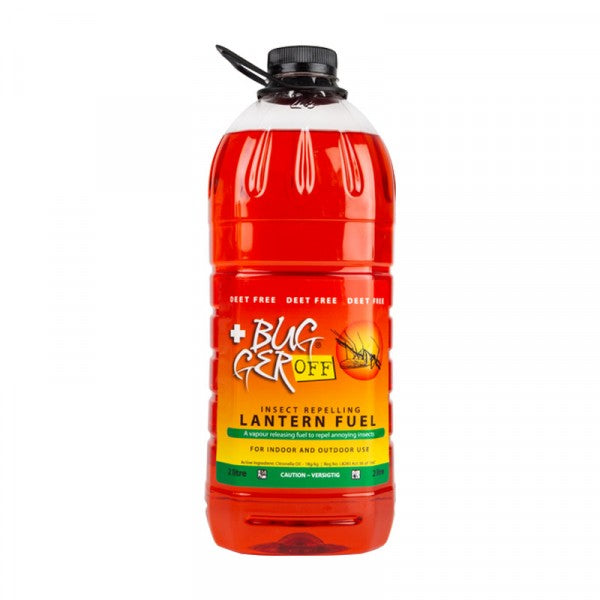 Bugger Off Citronella Fuel 2l Red