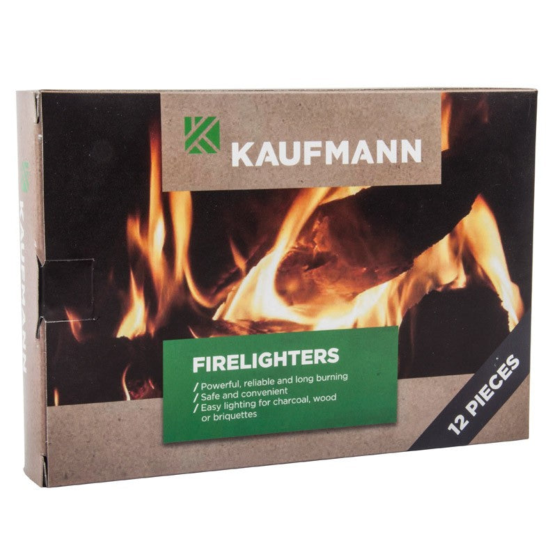 Kaufmann Fire Lighters Bulk 24boxes