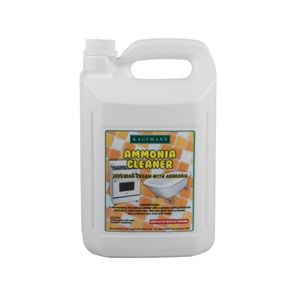 Kaufmann Ammonia Multi Purpose Cleaner 4 x 5L