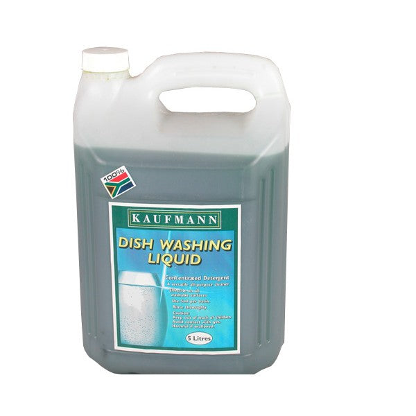 Kaufmann Dishwashing Liquid 4 x 5L