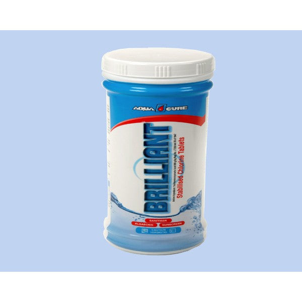 Aqua Cure Brilliant Tablet 1.4kg