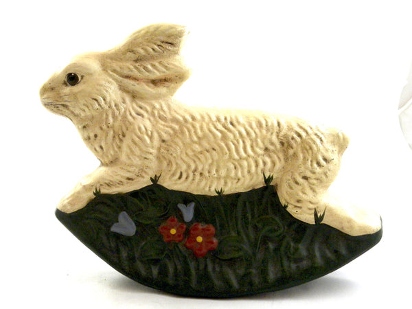 Rocking Rabbit- Open Edition - BELLAVINTAGEHOME