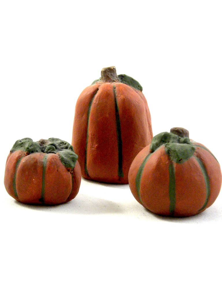 Set of 3 Pumpkins