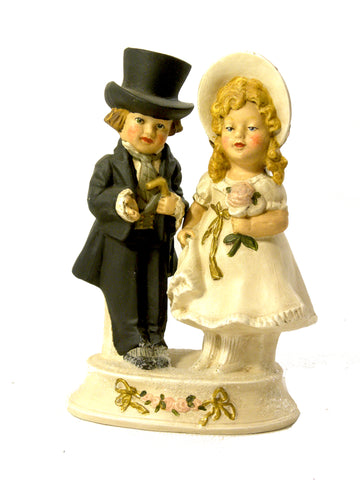 Bride and Groom- Open Edition - BELLAVINTAGEHOME