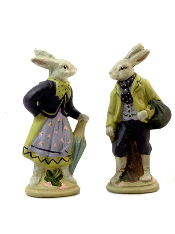 Bud and Bunny Pair- Limited Edition - BELLAVINTAGEHOME