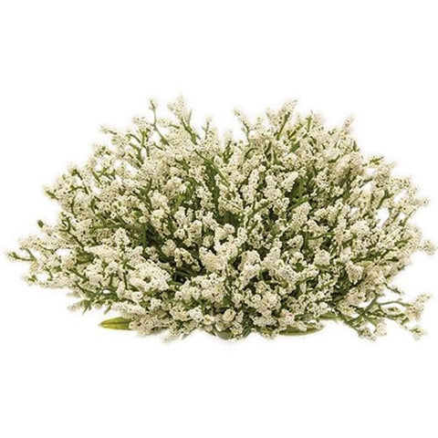 a Cream Astilbe Half Sphere  NEW! - BELLAVINTAGEHOME