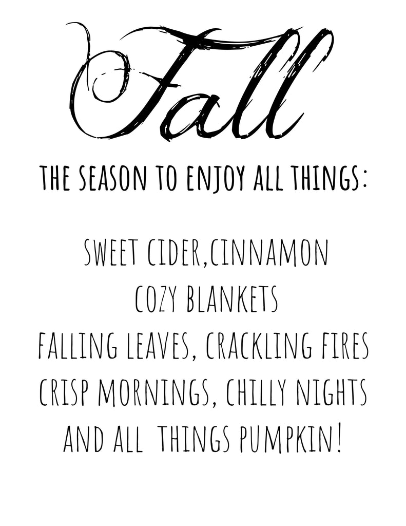 Fall Definition Tea  Towel - BELLAVINTAGEHOME