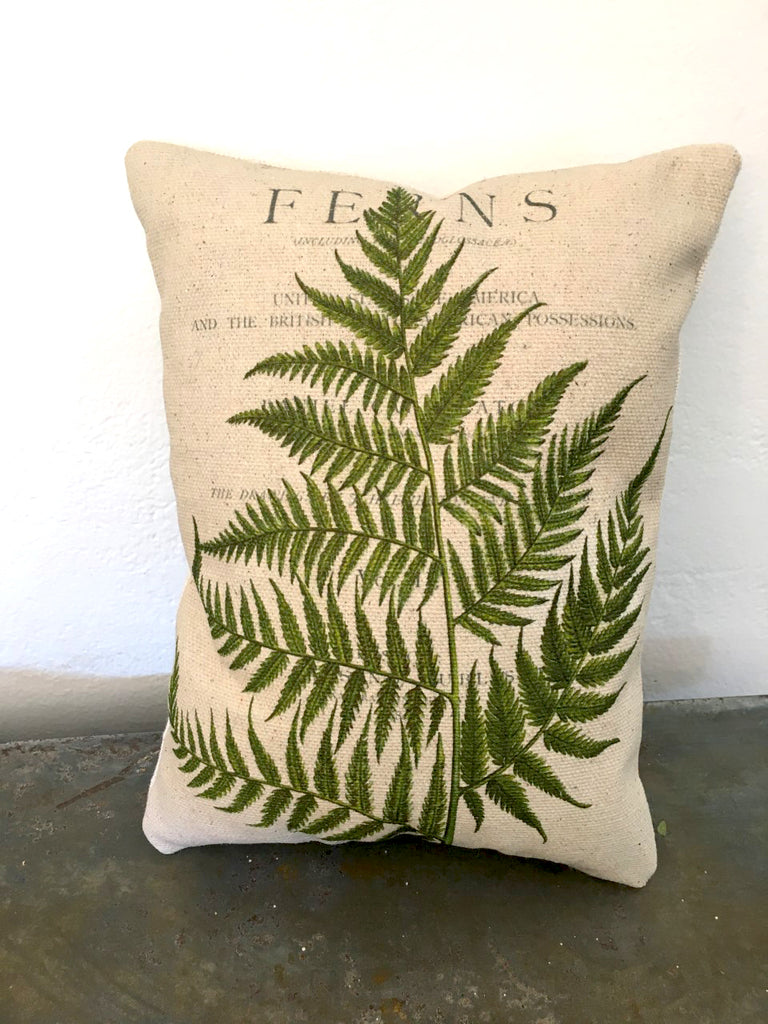 Fern I Accent Pillow - BELLAVINTAGEHOME