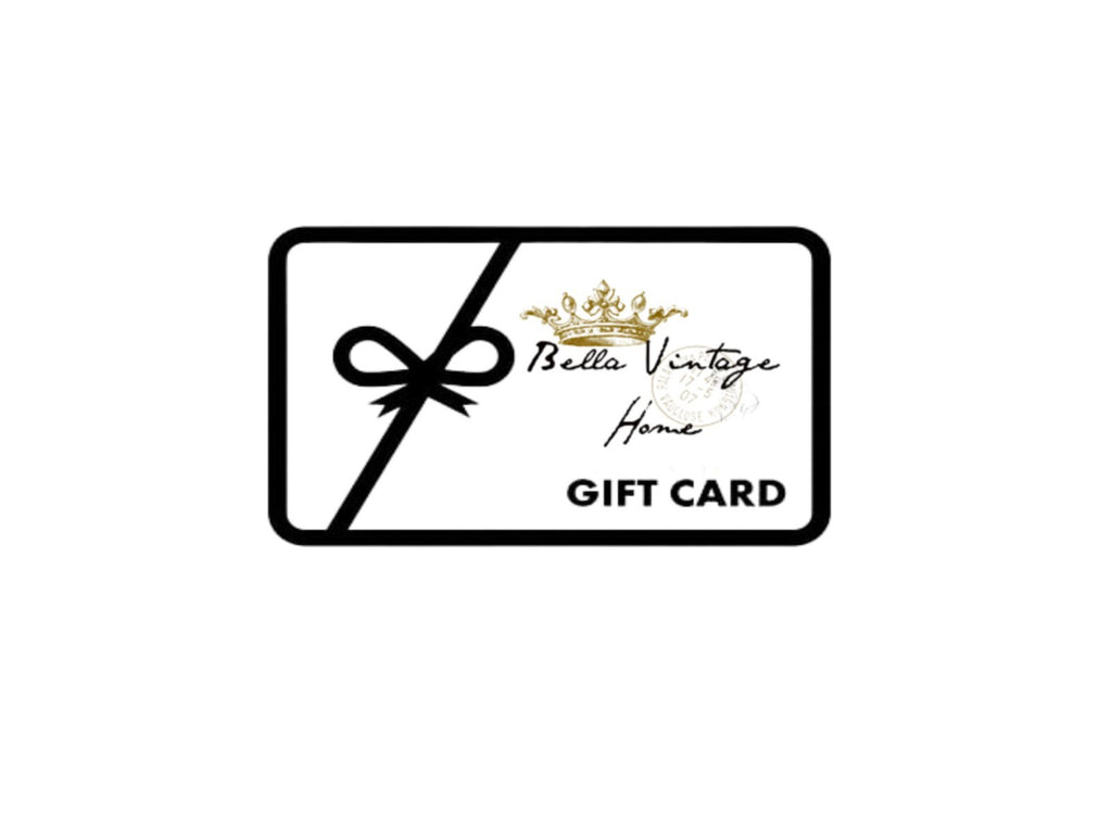 Gift Cards - BELLAVINTAGEHOME