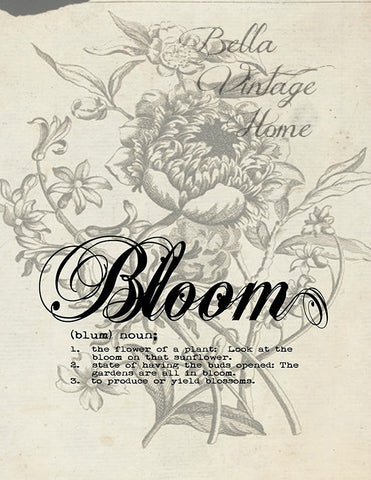 Botanical Bloom Dahlia Print, Pillow, Note Cards, Tea Towel