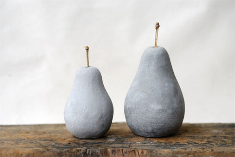 Cement Pears