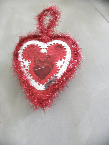 Valentines Heart Box - BELLAVINTAGEHOME