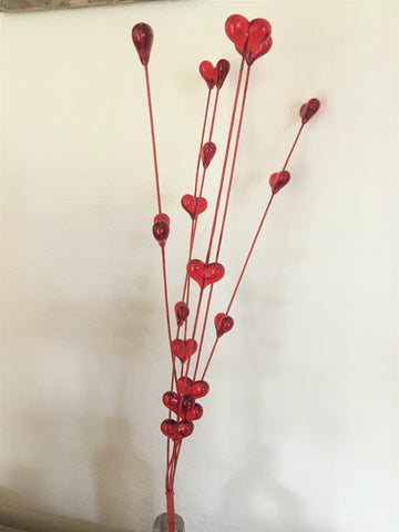 NEW!   Red Heart Pick - BELLAVINTAGEHOME