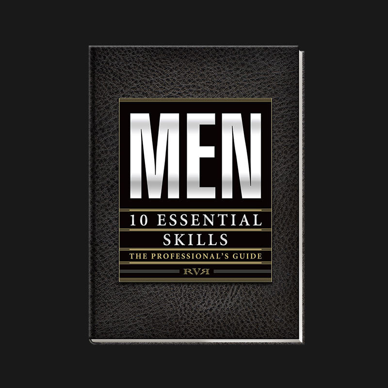 Men: 10 Essential Skills, The Professional's Guide
