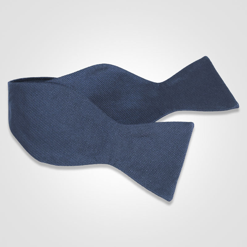 Woven Bow Tie / Navy