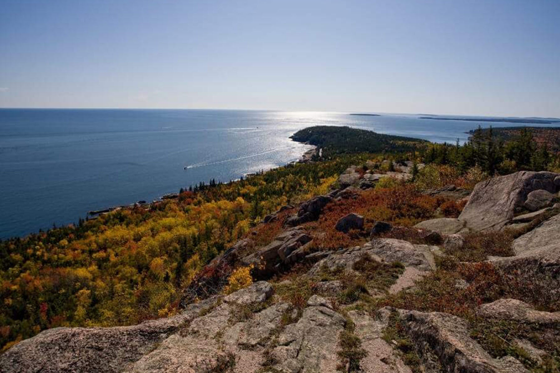 National Parks Guide: Walk, Bike, or Go Horseback Riding Through Acadia National Park