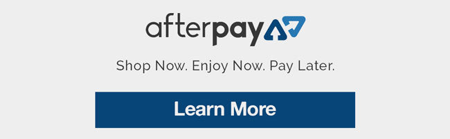 Afterpay Promotion: Buy Now, Pay Later
