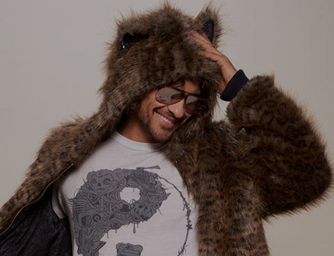 SpiritHoods® Official Website   Animal Inspired Faux Fur