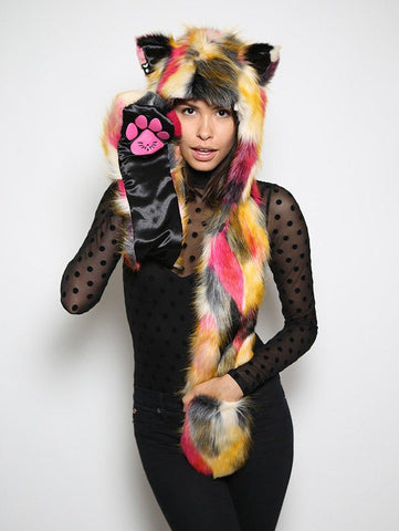 Picasso Calico Kitty SpiritHood