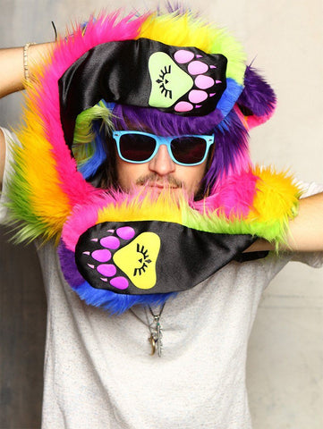 Magic Bear SpiritHood