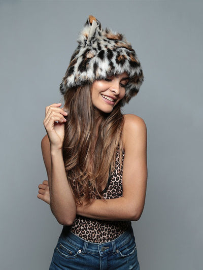 Mother Clouded Leopard SpiritHood - SpiritHoods