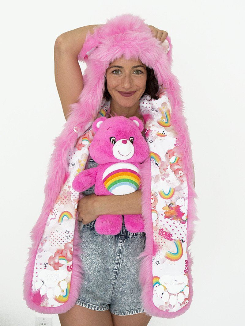 Cheer Bear Collector Edition SpiritHood - SpiritHoods  sc 1 st  SpiritHoods : pink care bear costume  - Germanpascual.Com