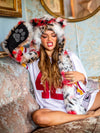 Strawberry Leopard Collector Edition SpiritHood - SpiritHoods