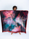 Collector Edition Dragon Wolf Galaxy Throw - SpiritHoods