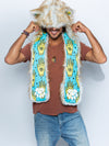 Golden Hamsa Bear Collector Edition SpiritHood - SpiritHoods