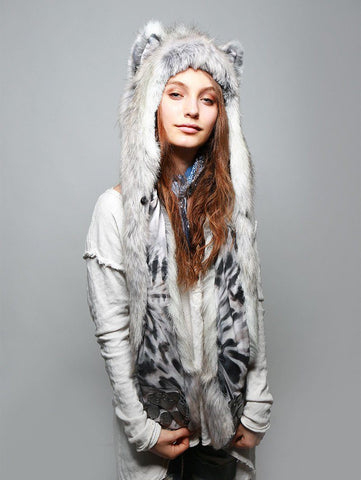 Arctic Fox Collector SpiritHood