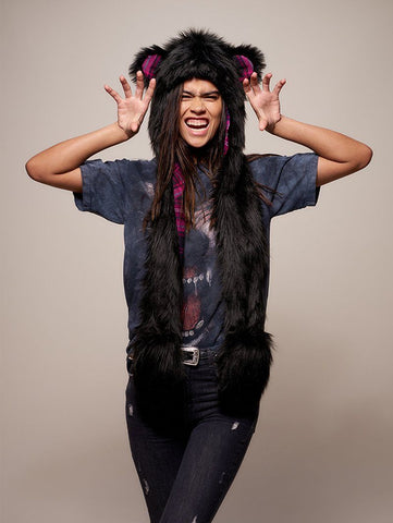 Limited Edition Black Bear SpiritHood