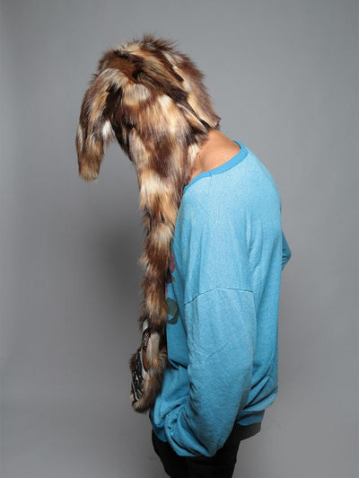 Brown Rabbit Collector SpiritHood - SpiritHoods