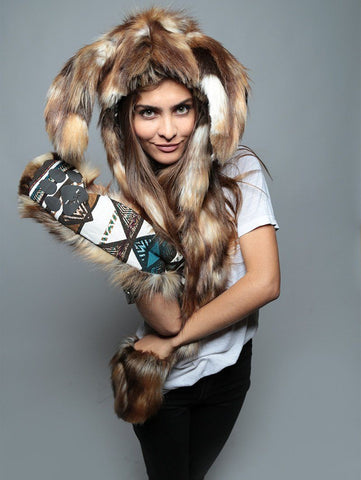 Brown Rabbit Collector SpiritHood