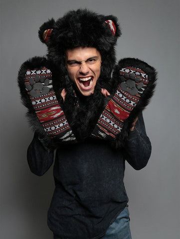 Black Bear SpiritHood