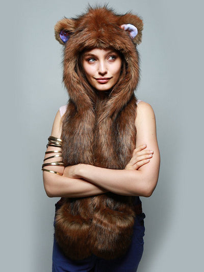 Golden Galaxy Bear Collector SpiritHood - SpiritHoods