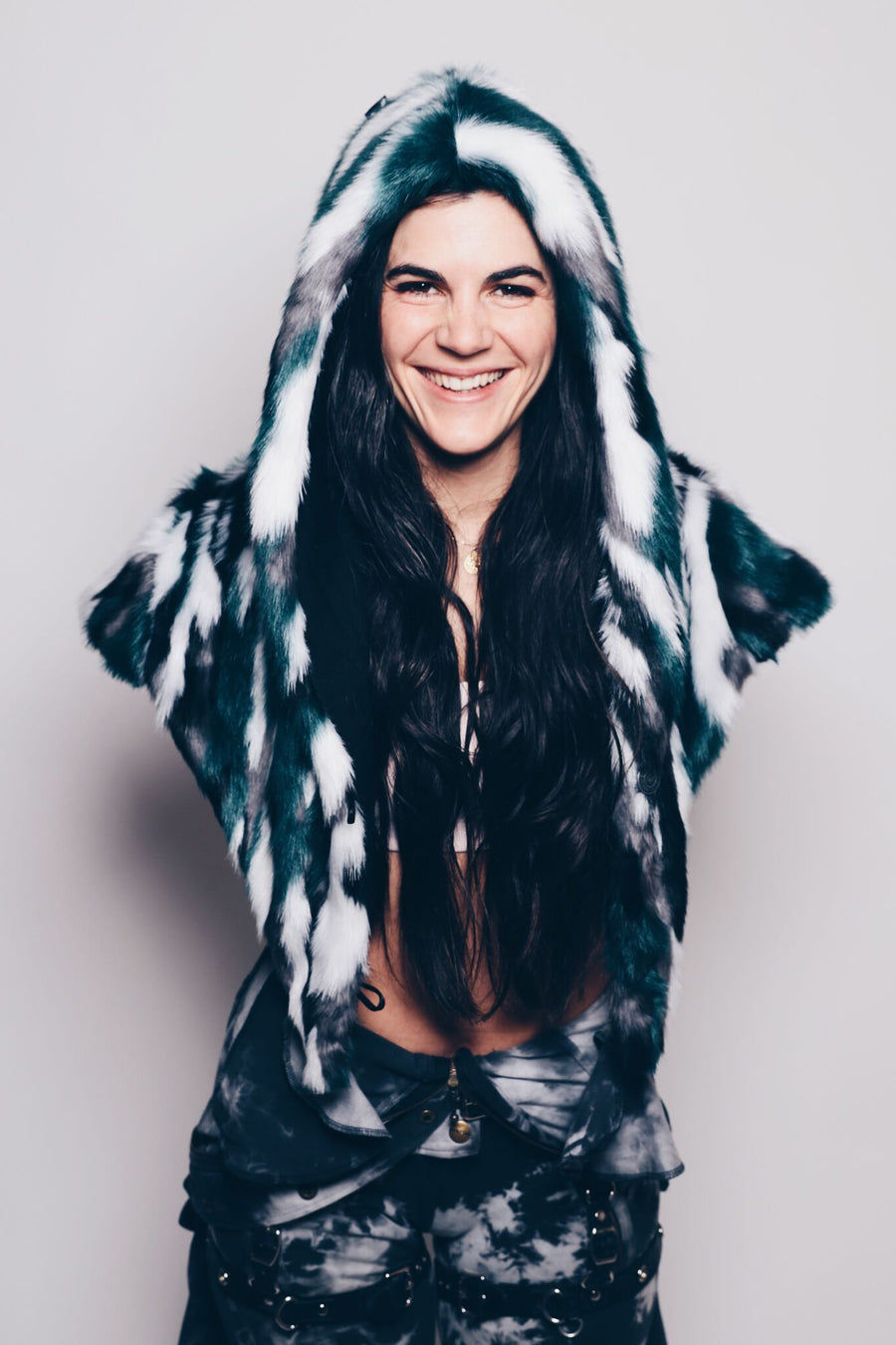 Limited Edition Lapwing Shawl 2.0 SpiritHood